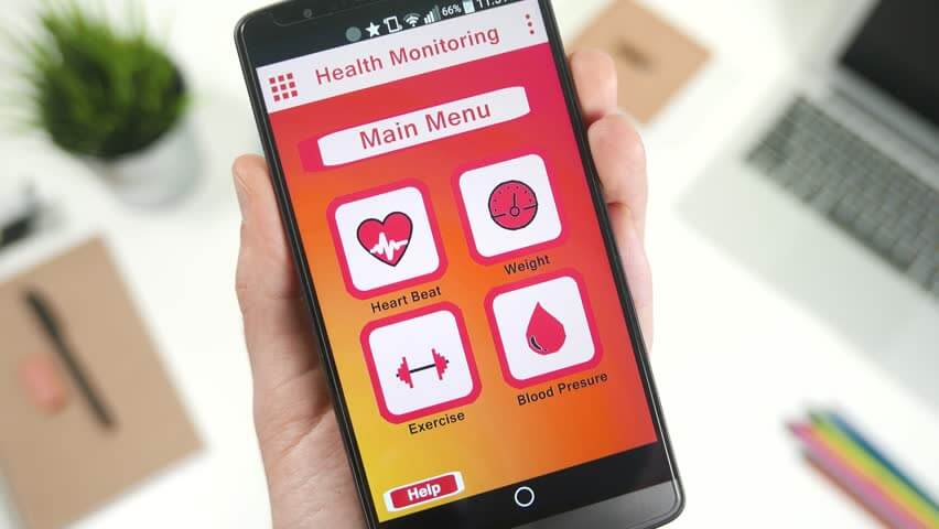 exercise mobile health application