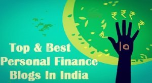 list of personal finance blogs in india