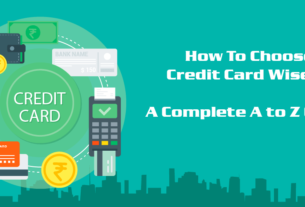 how to choose credit card wisely