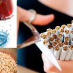 how to quiet smoking