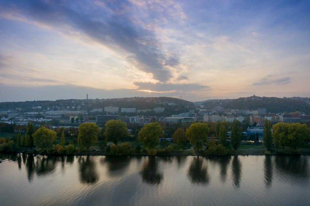 Prague-Landscape