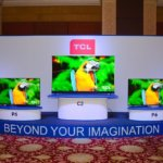 TCL color TV is coming
