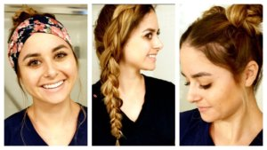 top 10 best hair style for nurses