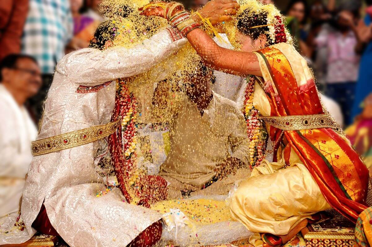 7 Different Marriage Ways and Different Rituals of Different Places in India
