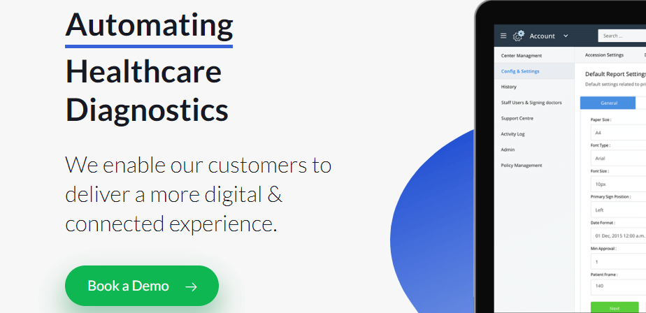 livehealth healthcare software company