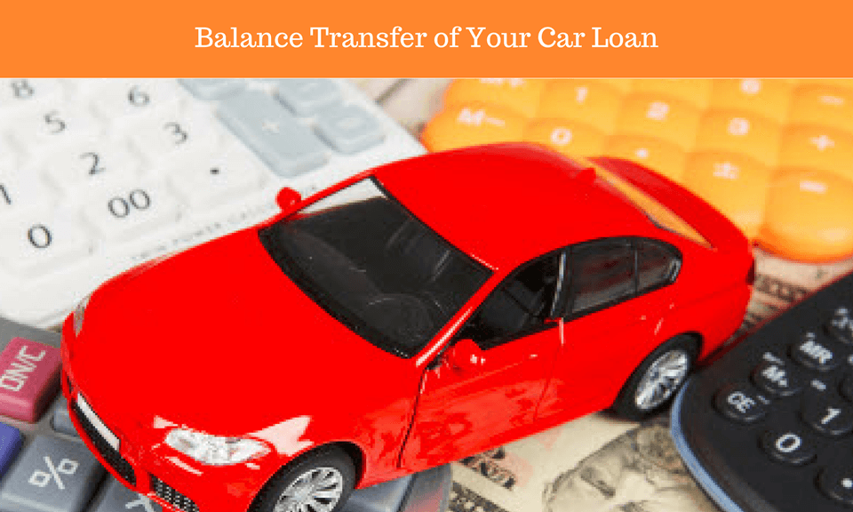 car loan transfer