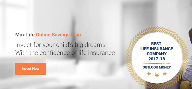 max life insurance company_best life insurance company in india