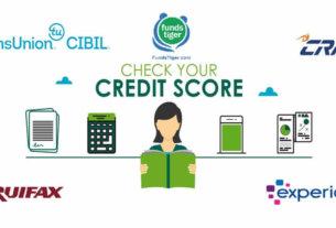 check credit score online