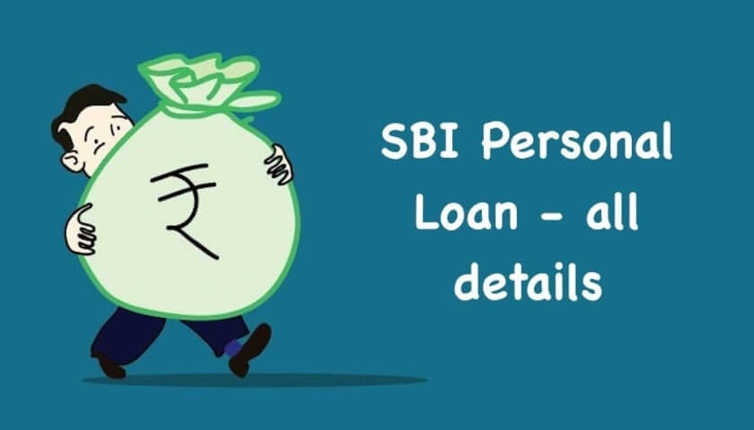 sbi personal loan details