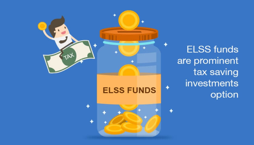 ELSS funds benefits in Tax-Saving